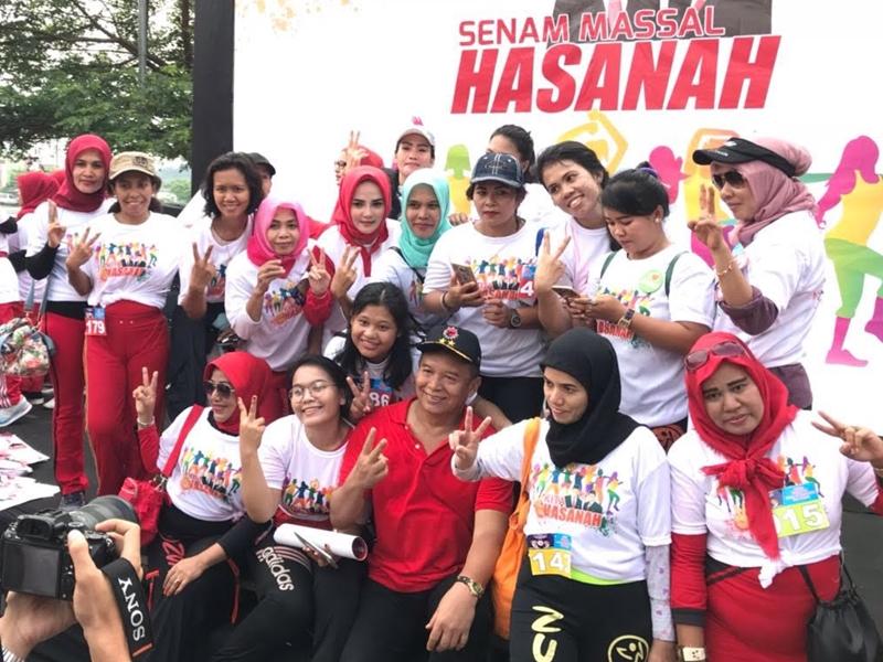 TB Hasanuddin Santai Hasil Survei Nomor Buncit