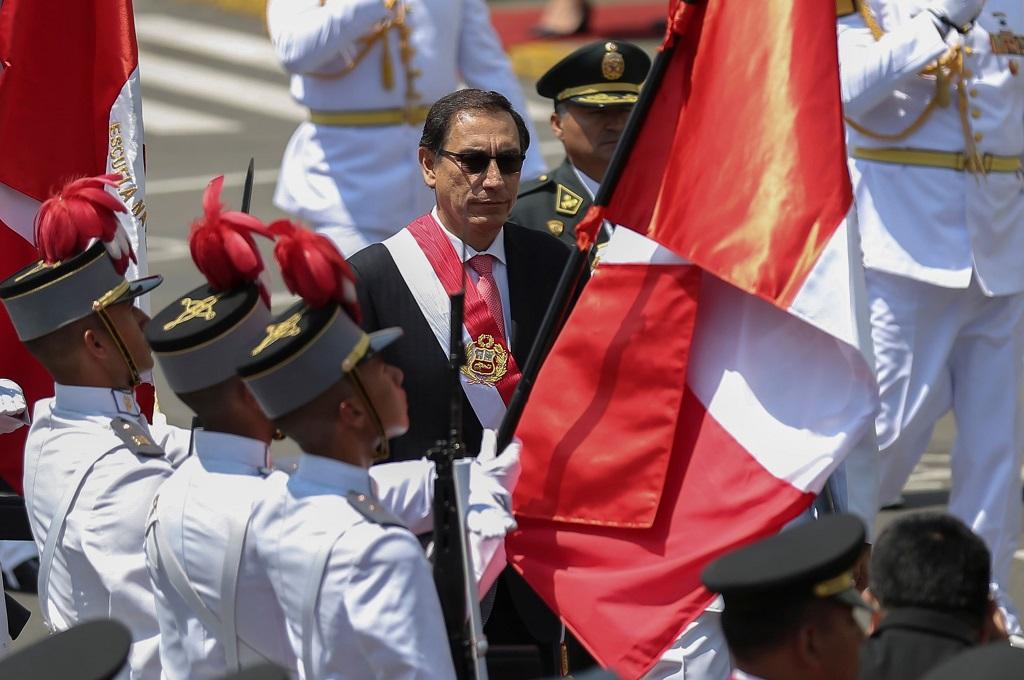Presiden Baru Peru Dilantik setelah Drama Pemakzulan
