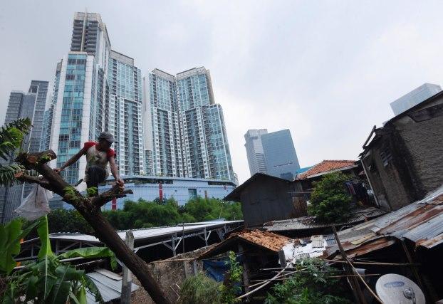 Rukan Modern Bermunculan di Kawasan Urban