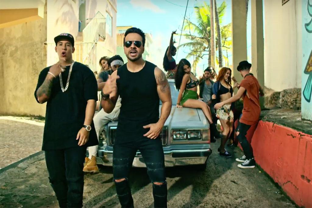 Rekor Baru Video Musik Despacito Tembus 5 Miliar Penonton Youtube