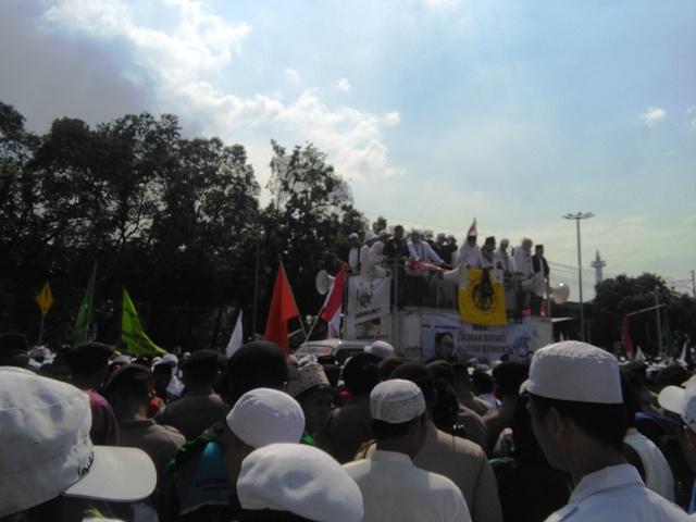 Gabungan Ormas Islam Tuntut Sukmawati Dipenjara