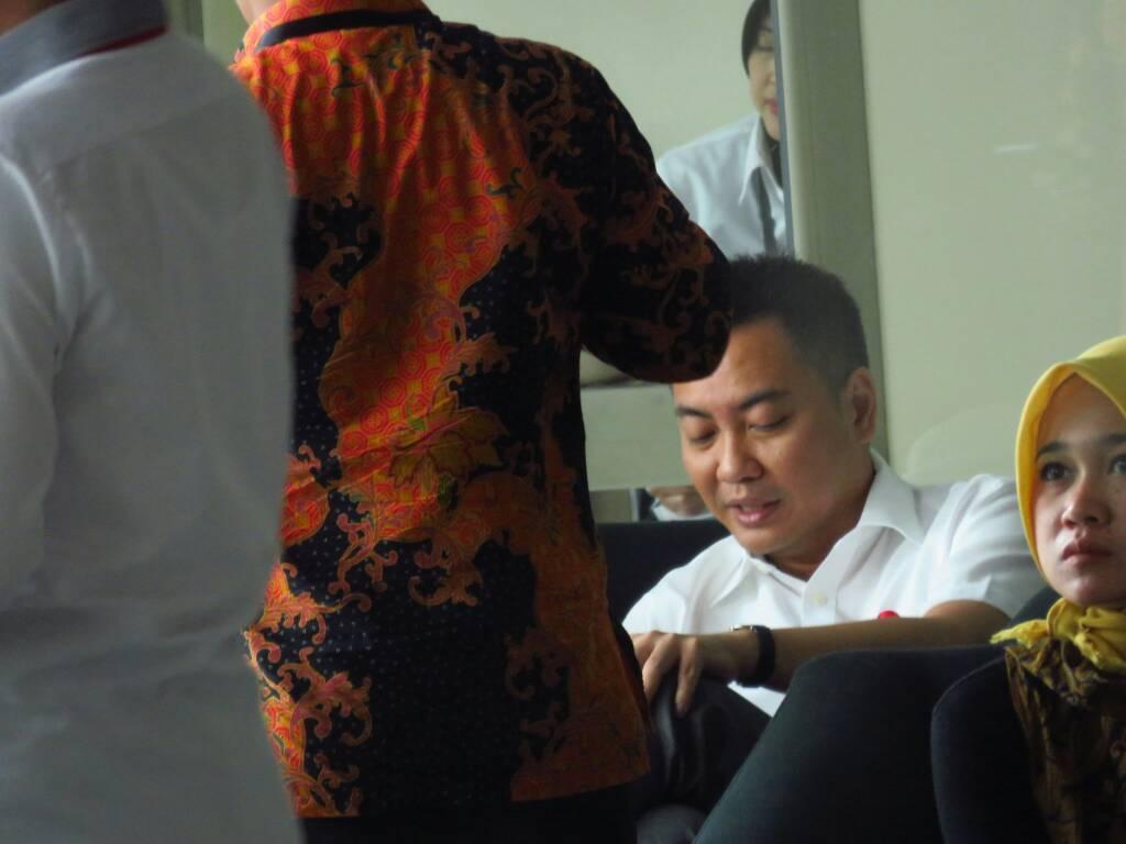 Staf Ahli Kemhan Diperiksa untuk Tersangka Fayakhun