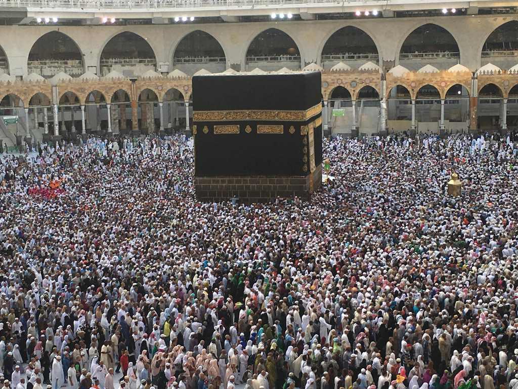 Juli, Jemaah Haji asal Sumsel Terbang Perdana