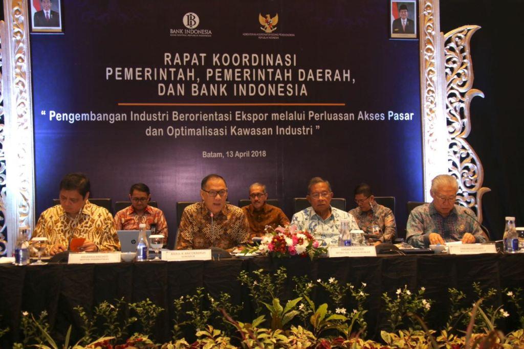 Langkah Strategis Percepat Pengembangan Industri Berorientasi Ekspor