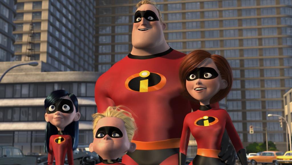 Trailer Sekuel Film Incredibles Didominasi Tokoh Pahlawan Perempuan