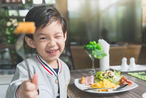 Mengajari Anak Pola Makan Sehat ala Orang Jepang