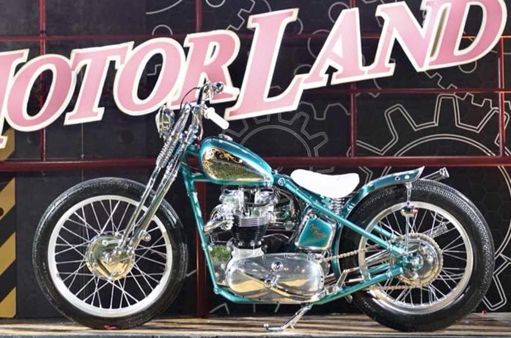 Berburu Juara <i>Custom Bike</i> Hingga ke Palembang