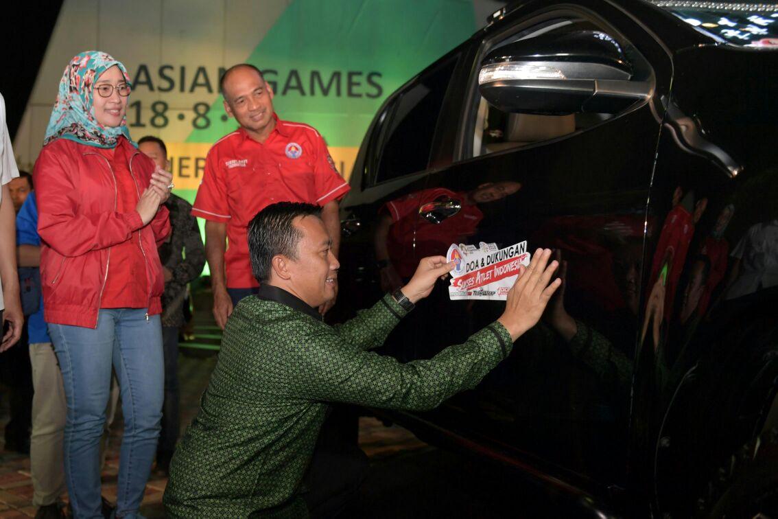 Dukungan 120 Komunitas Otomotif untuk Asian Games dan Asian Para Games