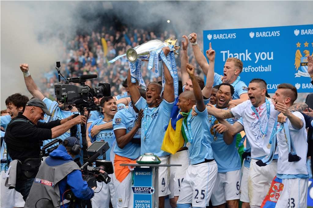 Manchester City Sudah Juara, Kapan Trofi akan Diberikan?