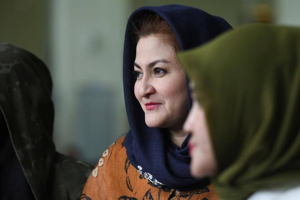 Istri Novanto akan Bersaksi di Sidang Bimanesh
