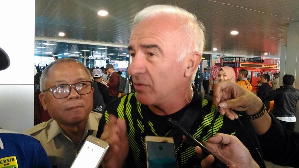 Gomez Berharap Komdis Bersikap Tegas soal Kericuhan di Malang