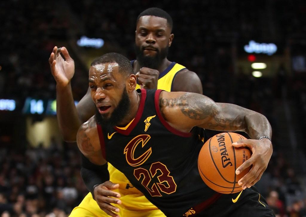 Cavaliers Ditumbangkan Pacers di <i>Game</i> Pertama