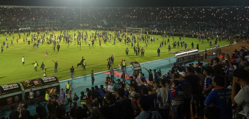 Arema FC Segera Kirimkan Laporan Kronologis Kericuhan ke PT LIB