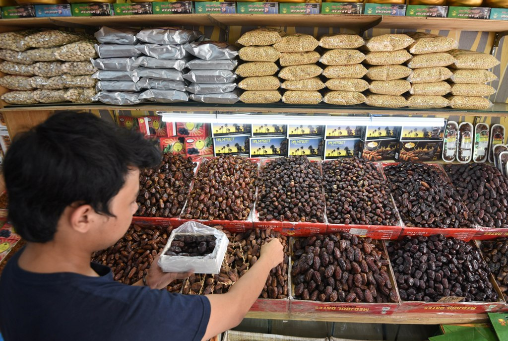 Jelang Bulan Puasa, Impor Kurma Naik 86%