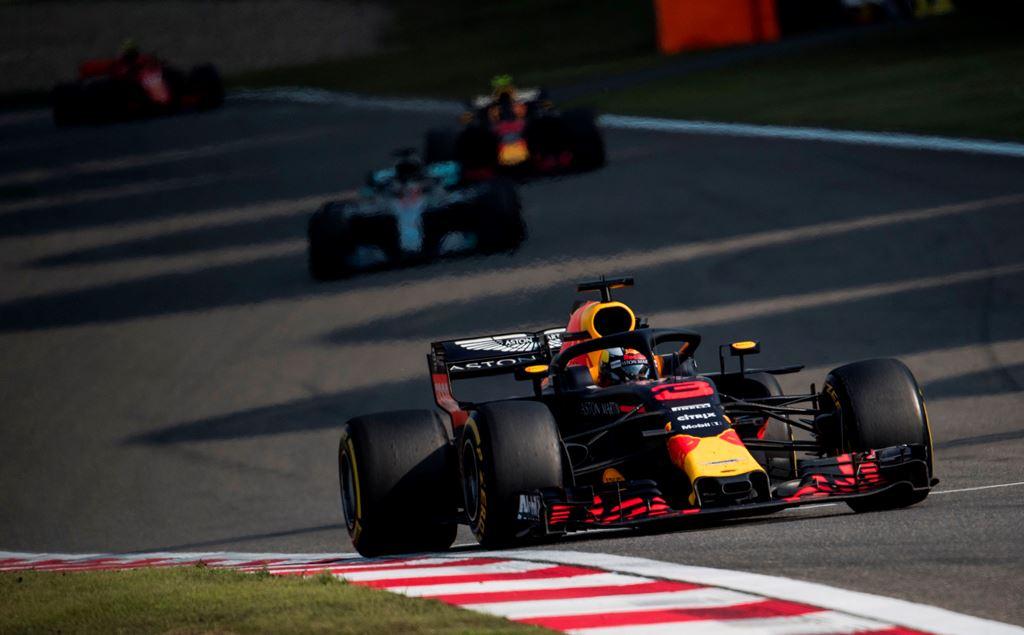 Ricciardo Raja Menyalip di F1