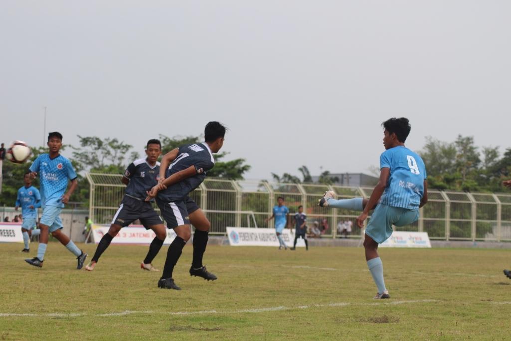 Persab Brebes Juara Grup 4 Liga 3 Jateng