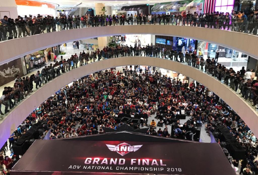 Ramaikan Surabaya, AOV National Championship 2018 Lahirkan Juara