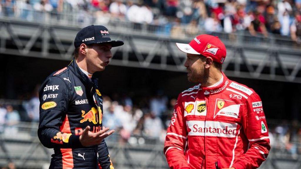 Vettel Puji Sikap Verstappen yang Mengakui Kesalahannya