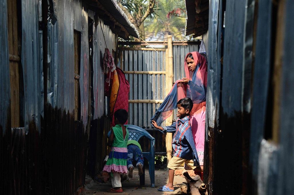 Kamp Pengungsi di India Terbakar, Ratusan Rohingya Telantar