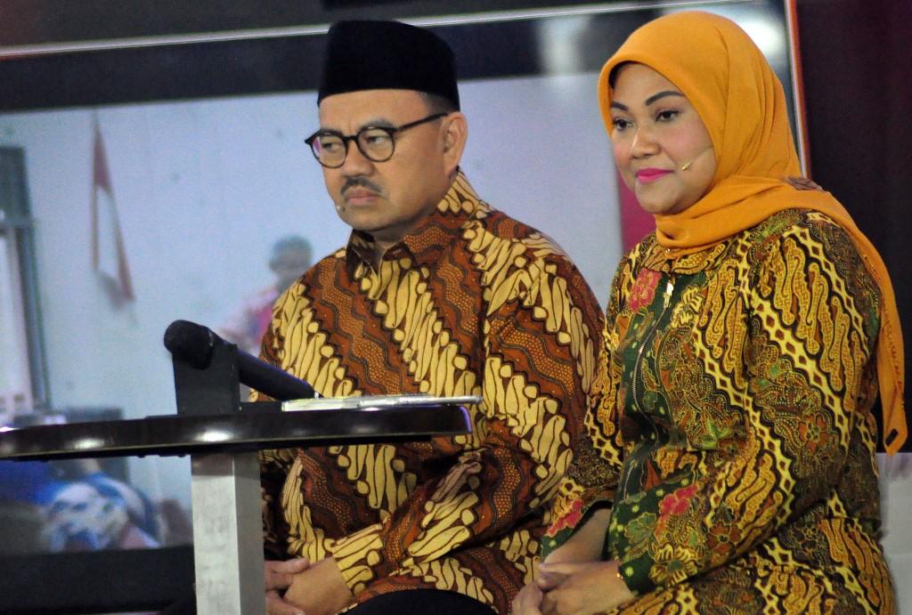 Sudiman Said Umbar Janji Kampanye saat Perayaan Ultah