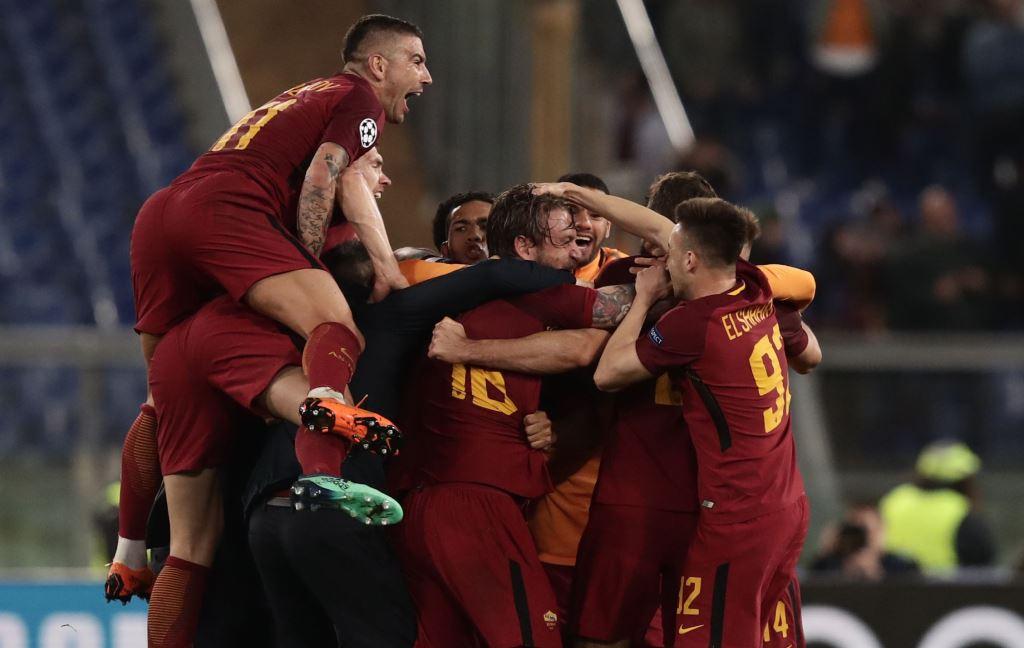 Jumpa Liverpool, Roma bakal Diuntungkan pada Leg Kedua