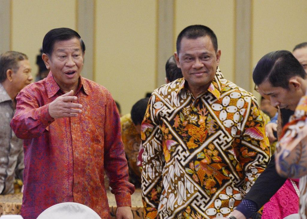 Ada Peluang Prabowo Serahkan Tiket Capres untuk Gatot
