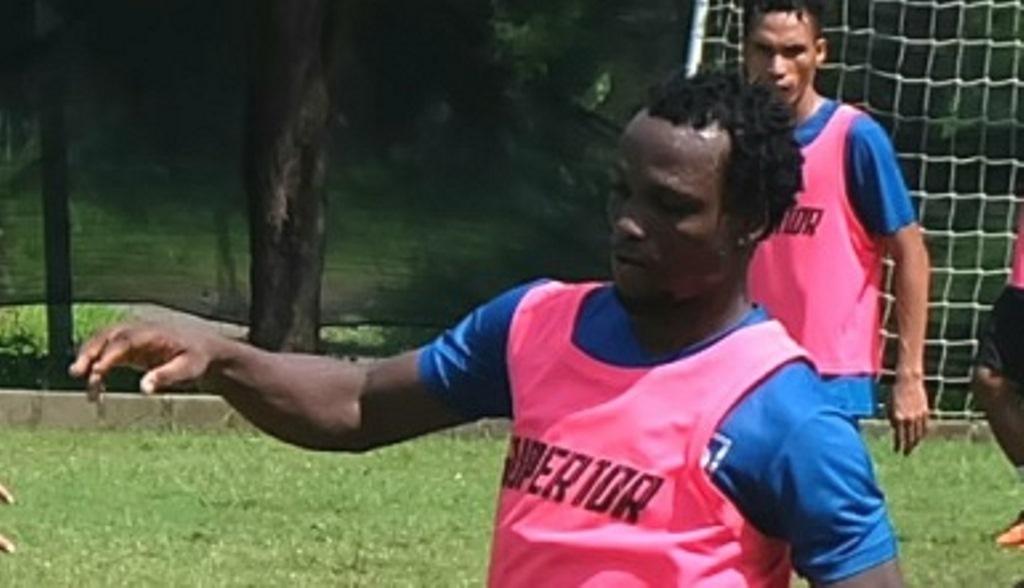 Ibrahim Conteh Mulai <i>Nyetel</i> Bersama PSIS
