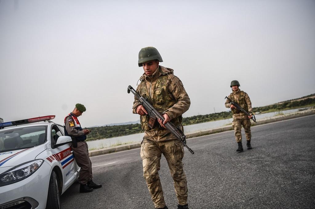 Tiga Tentara Turki Tewas Diserang Militan PKK