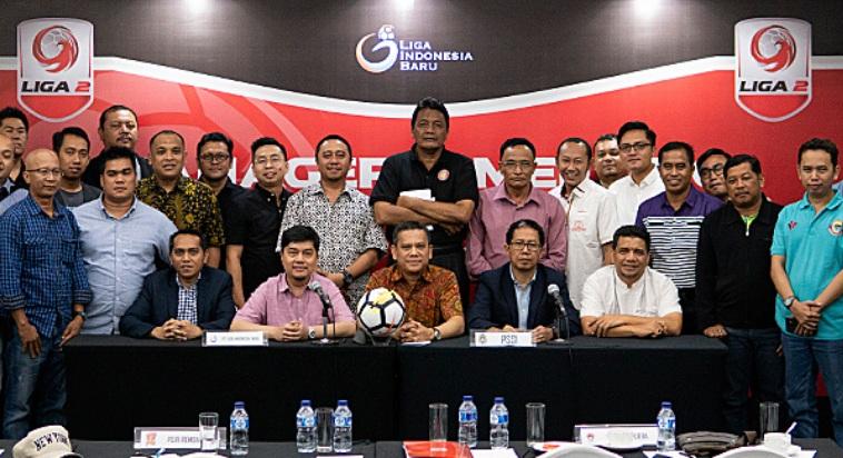 Liga 2 Resmi Bergulir 23 April 2018