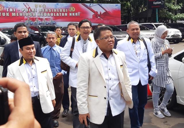 Polda Metro Segera Tentukan Nasib Presiden PKS