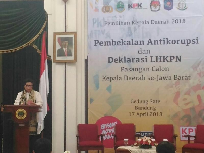 18 Gubernur dan 75 Bupati/Wali Kota Terjerat Korupsi