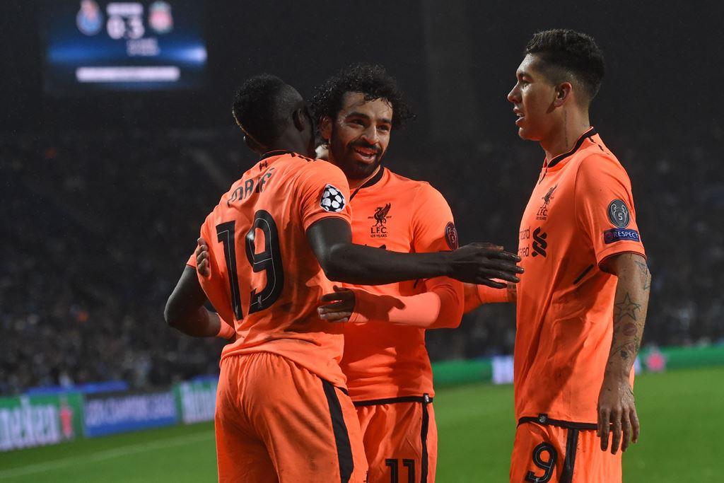 Jelang Piala Dunia 2018, Ini Statistik Gol Mentereng Salah, Mane, dan Firmino