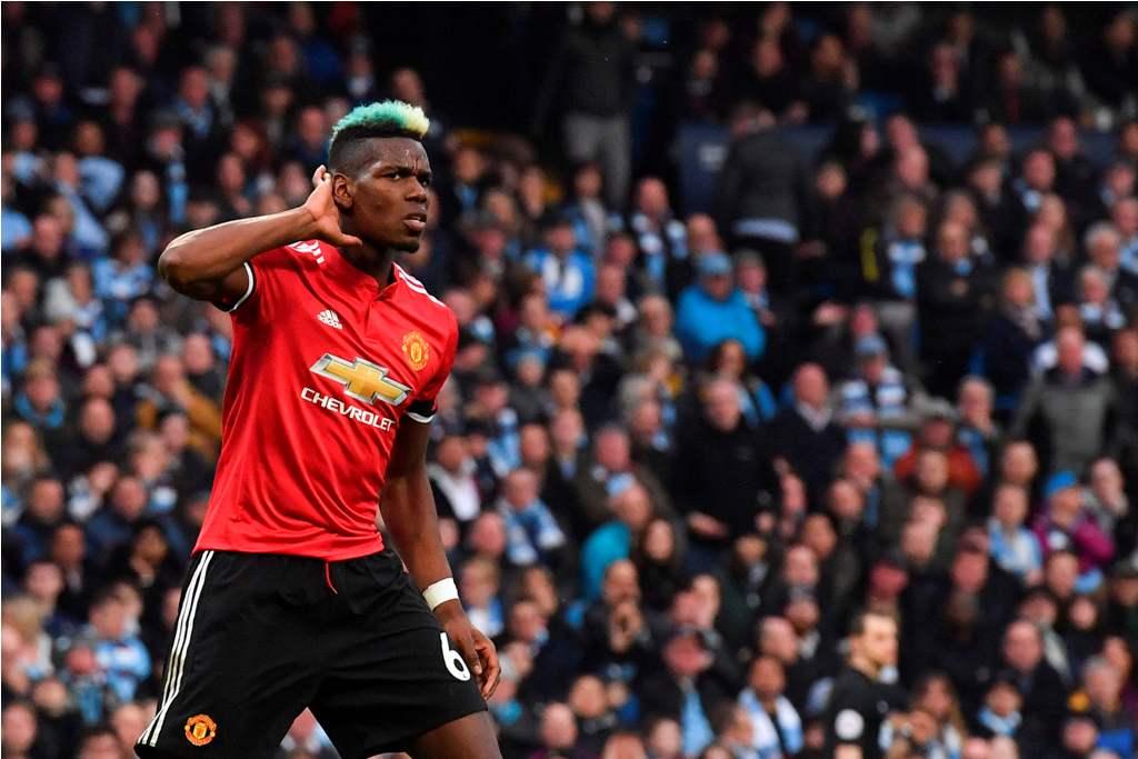 Muak, Mourinho Persilakan Pogba Tinggalkan MU