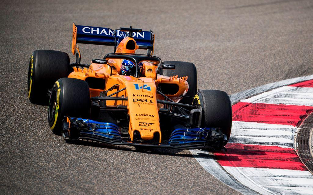Alonso Mengaku Beruntung Bisa Susul Vettel