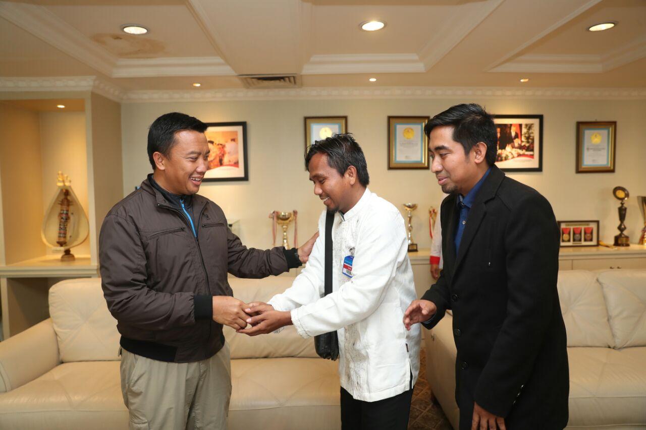 Fosgama Diminta Bawa Nama Baik Indonesia