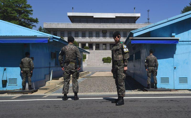 Korsel dan Korut Kemungkinan Umumkan Akhiri Konflik Militer