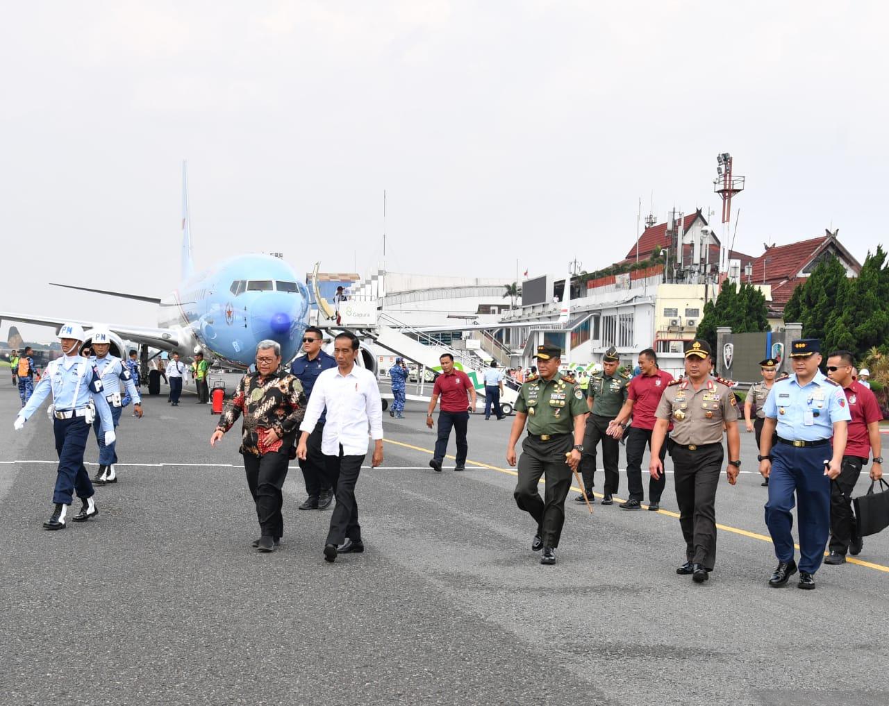 Presiden Tengok Bandara Internasional Jabar