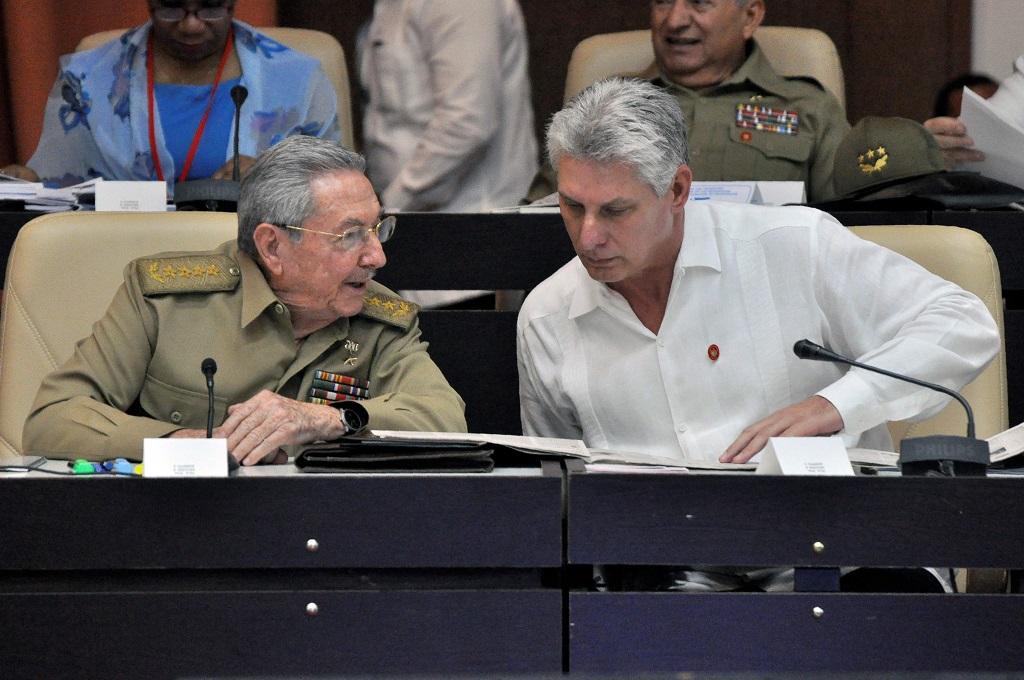 Orang Kepercayaan Castro Menuju Kursi Kepresidenan Kuba