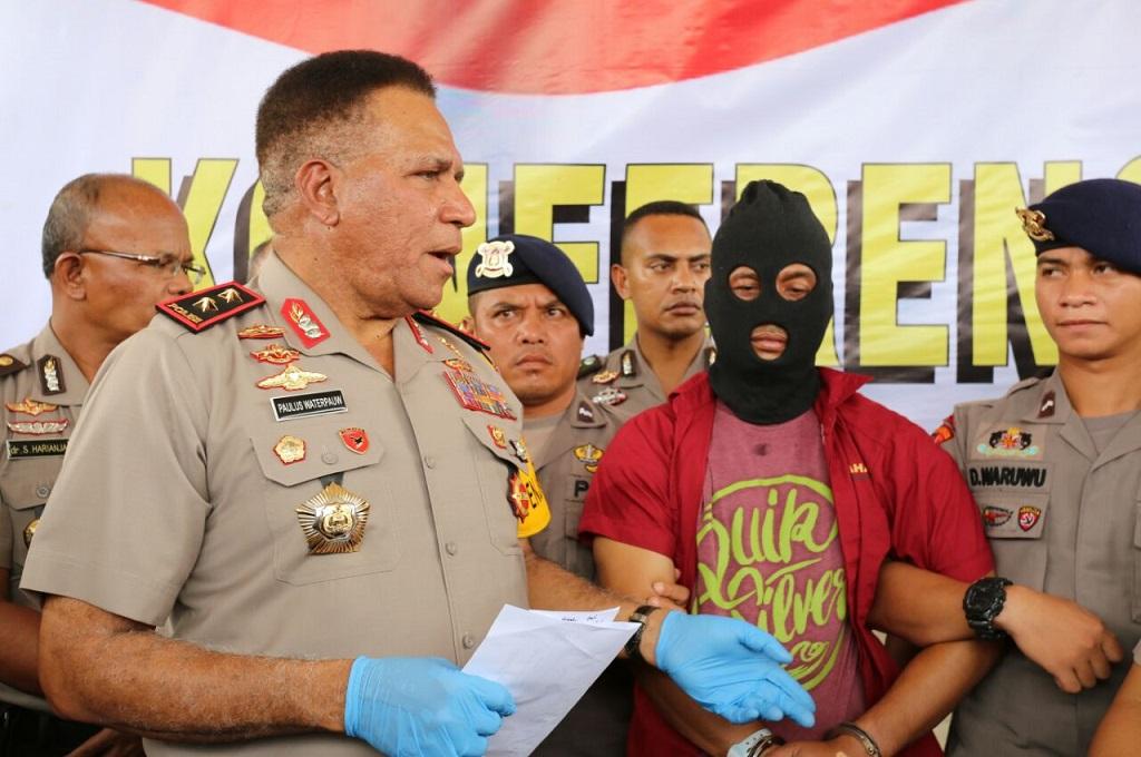 Kompol Fahrizal Dibantarkan ke RS Jiwa