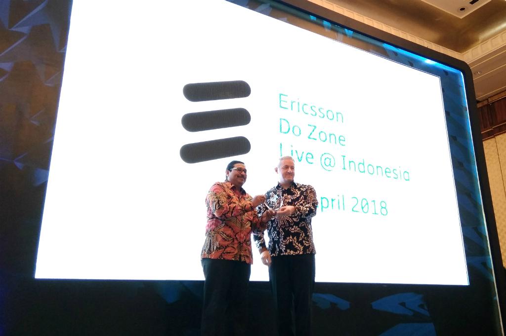 Ericsson Pamer Rangkaian Solusi untuk Operator Pasang 5G