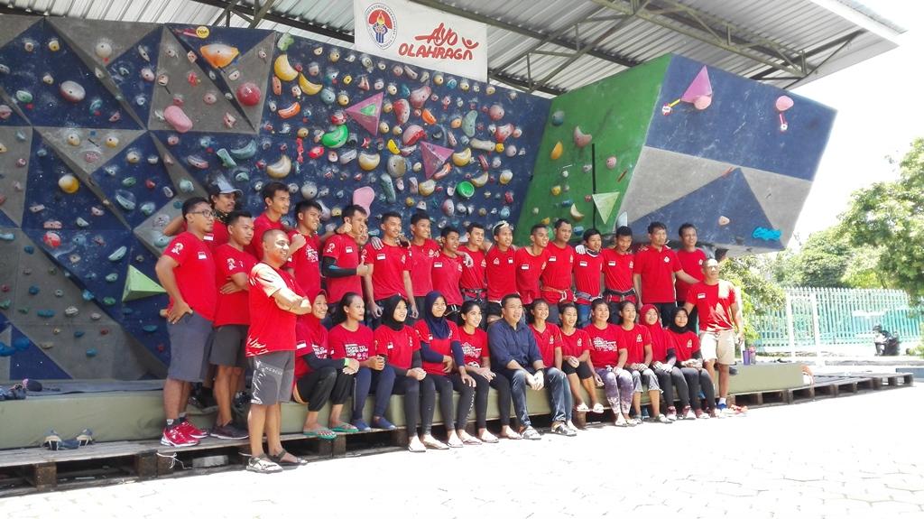 Ikuti Kejuaraan di Rusia, Panjat Tebing Indonesia Bidik Rekor Dunia