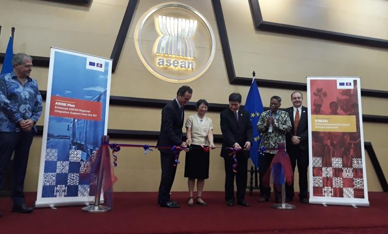 UE dan ASEAN Luncurkan Kerja sama Ekonomi Senilai 61 Juta Euro