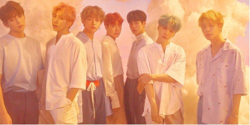Album Baru BTS Siap Rilis Mei 2018