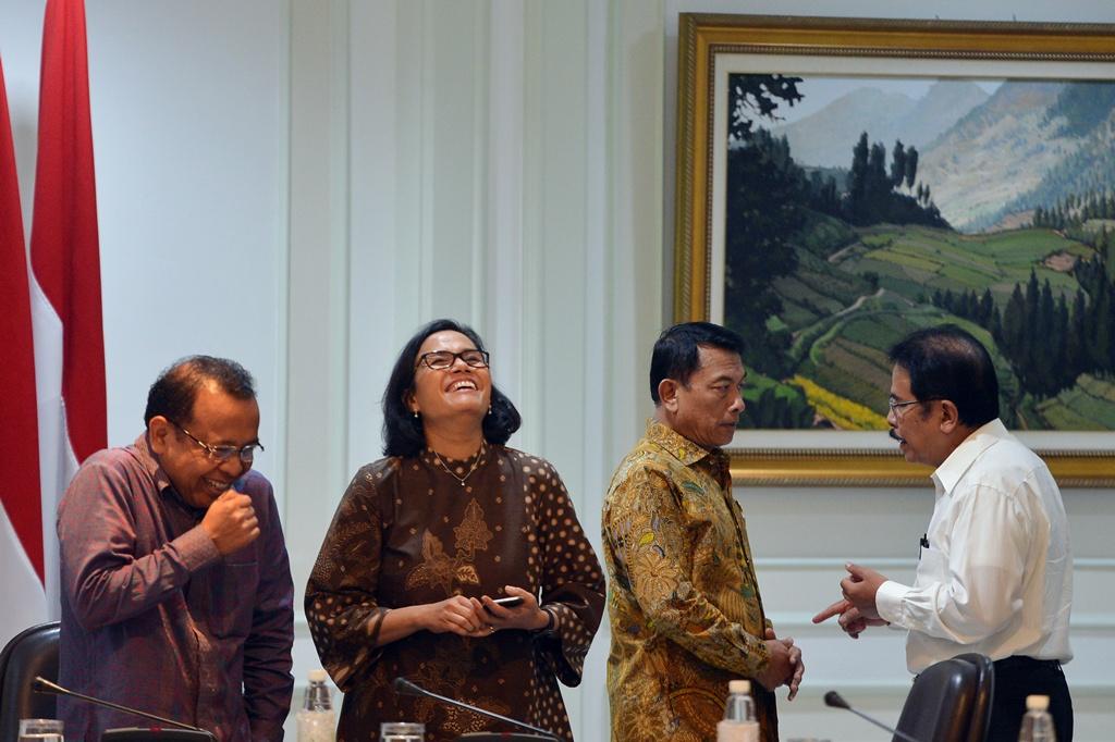 KSP Diminta Jaga Presiden Agar tak Dianggap 'Curi Start'