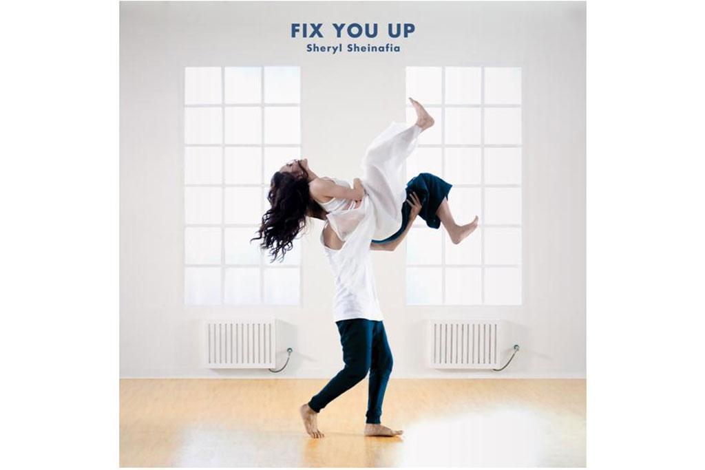 Sheryl Sheinafia Bercerita tentang Dinamika Hubungan dalam Fix You Up