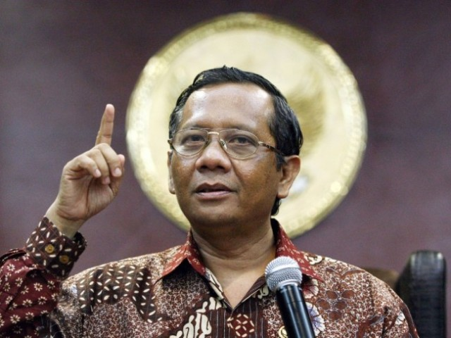 Mahfud MD: Basis Massa Gatot Alumni 212
