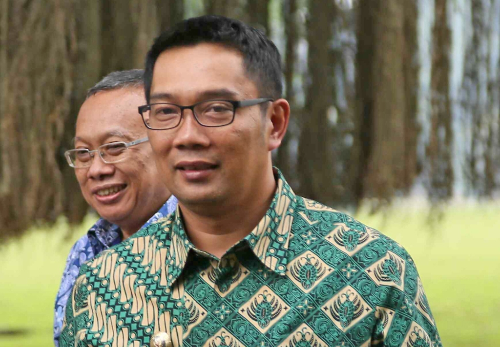 Survei Indo Barometer: Ridwan Kamil Paling Disukai