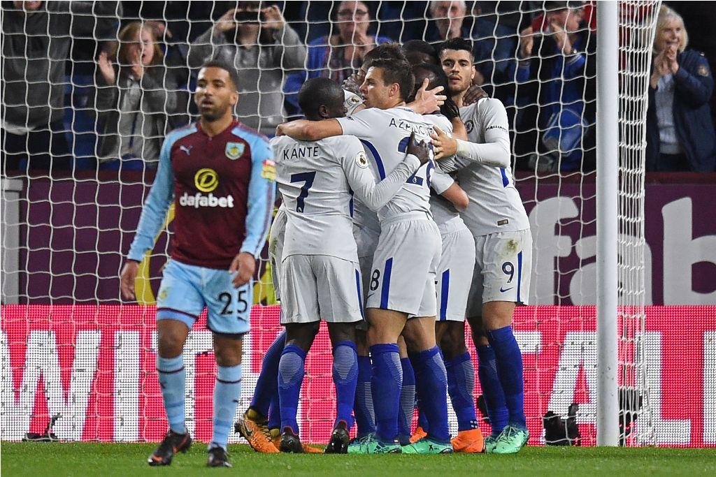 Hajar Burnley, Chelsea Panaskan Persaingan Tiket Liga Champions
