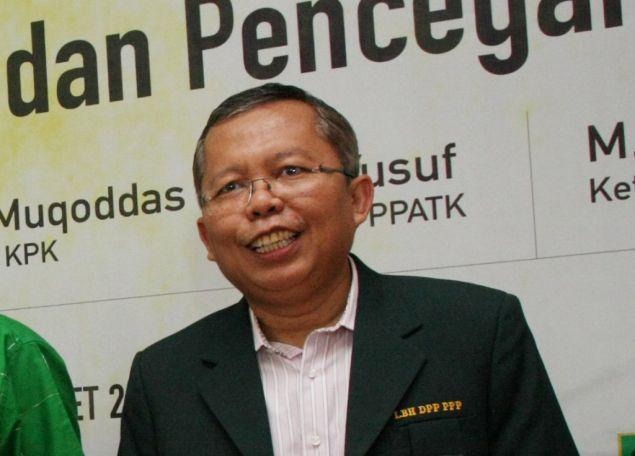 40% Akar Rumput PPP tak Dukung Jokowi