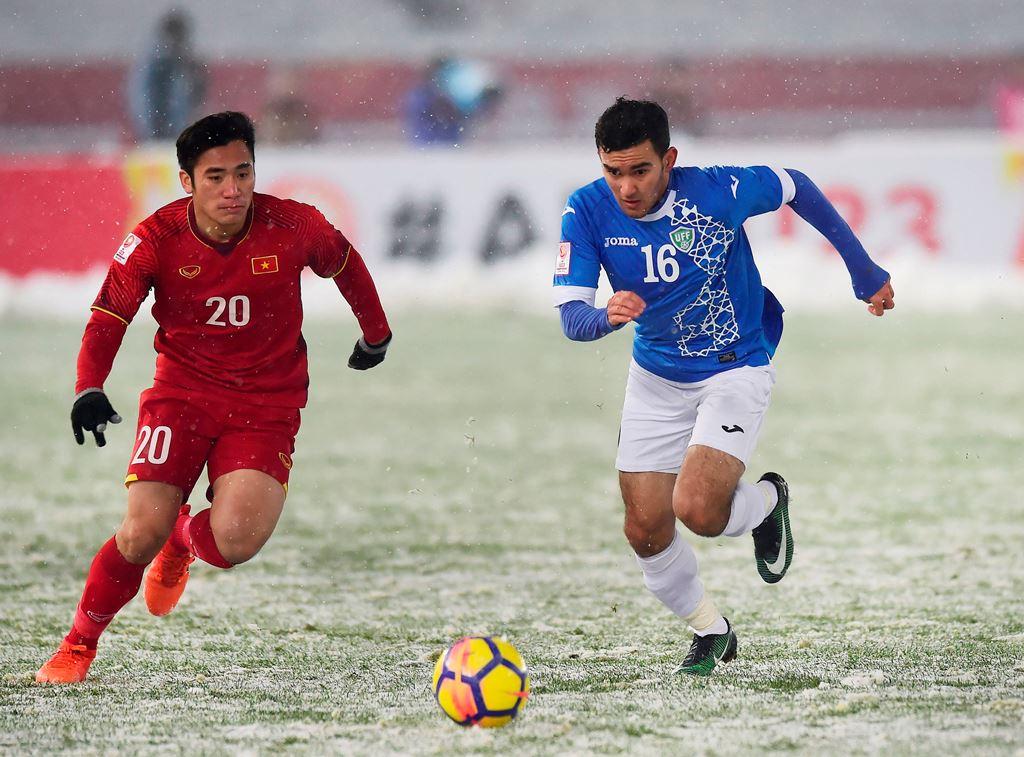 Timnas Uzbekistan, Favorit Juara PSSI Anniversary Cup 2018